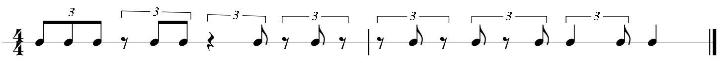 3連譜:問題10