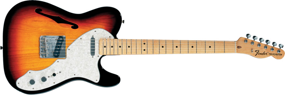Fender USA CLASSIC SERIES '69 TELECASTER THINLINE