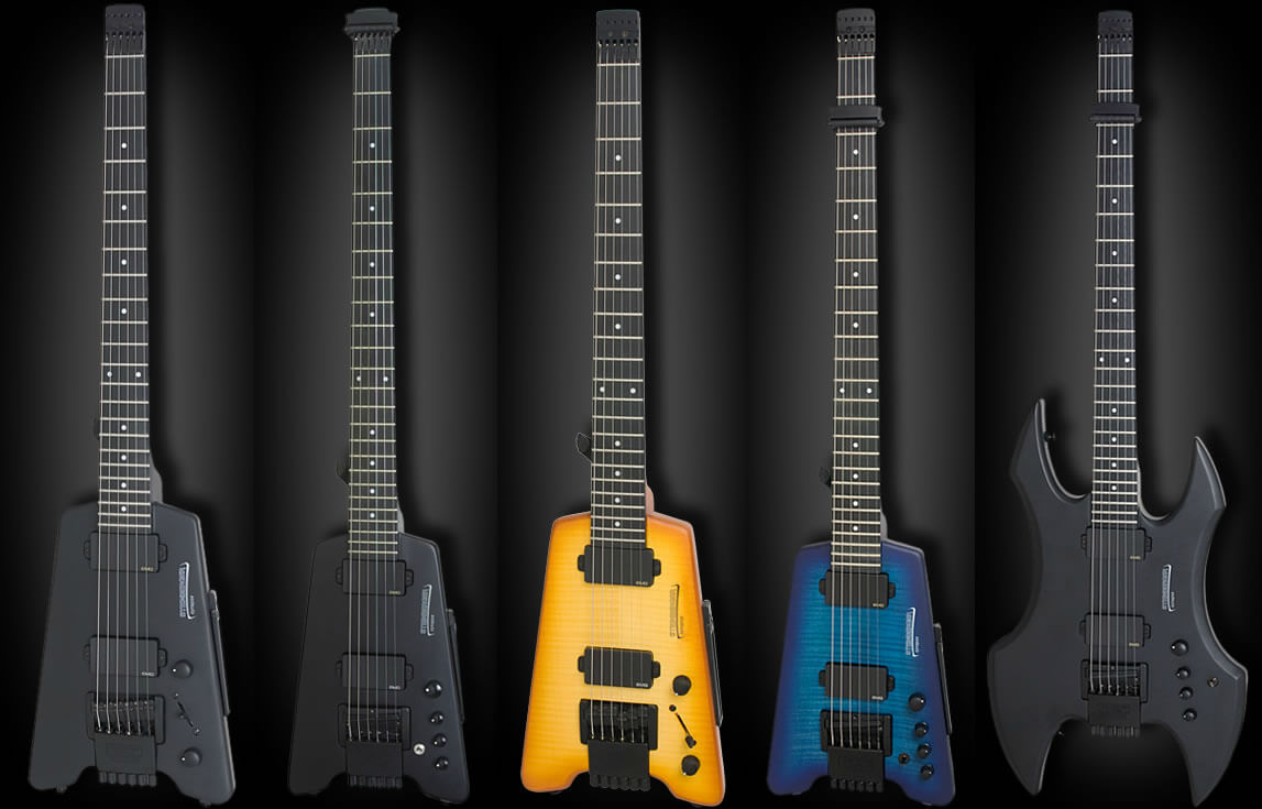 Steinberger Synapse Collection