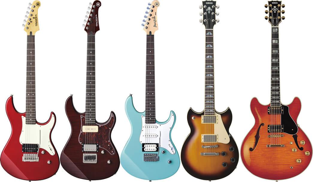 ヤマハ(YAMAHA)のエレキギター