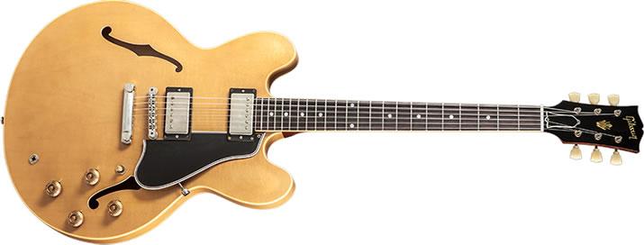 セミアコースティック・ギター