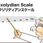 c-mixolydian