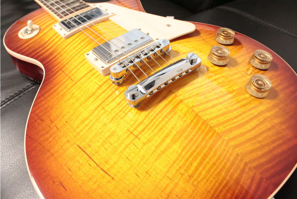 Gibson Les Paul Traditional 2012 の全体画像