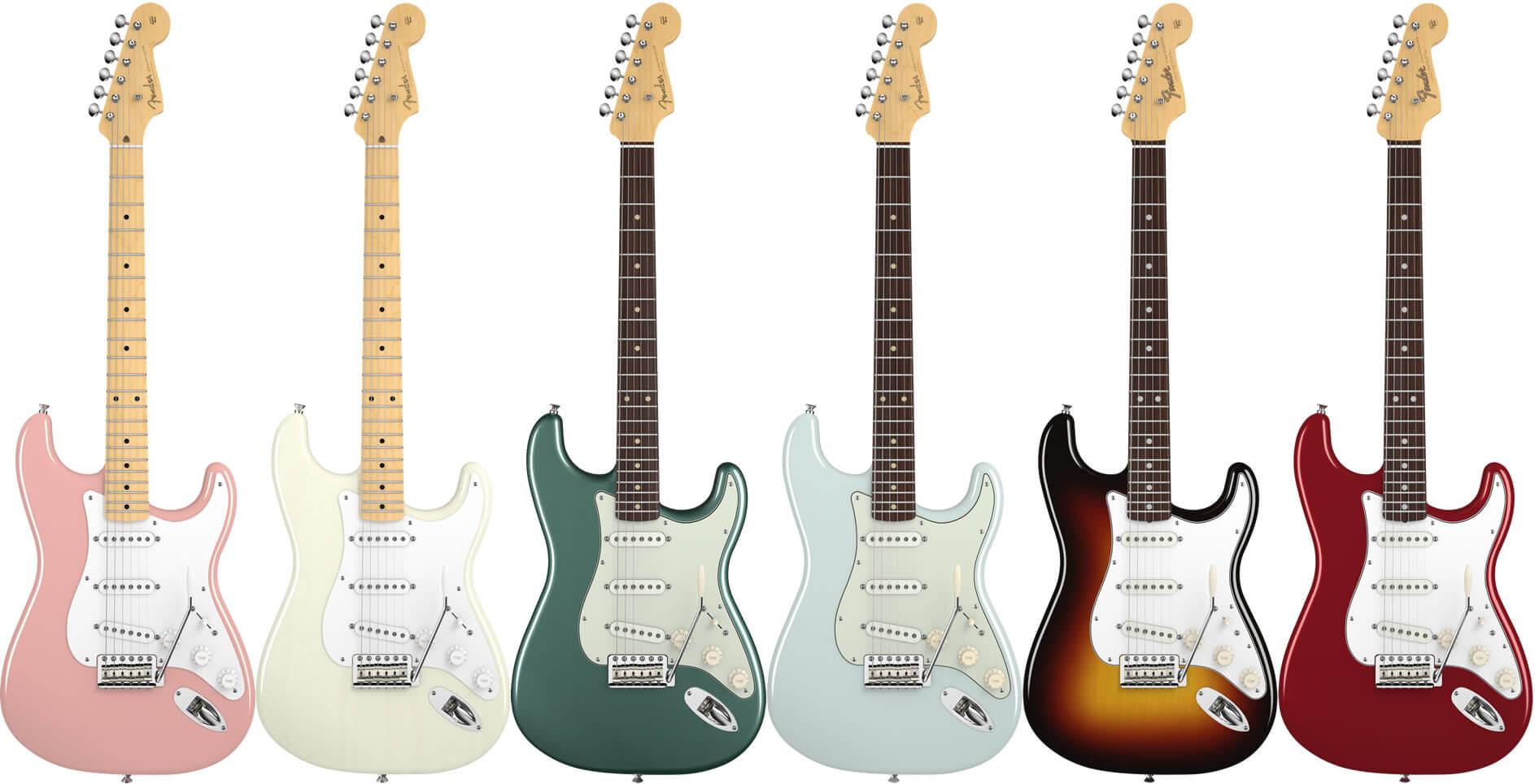 Fender AMERICAN VINTAGE Stratocaster
