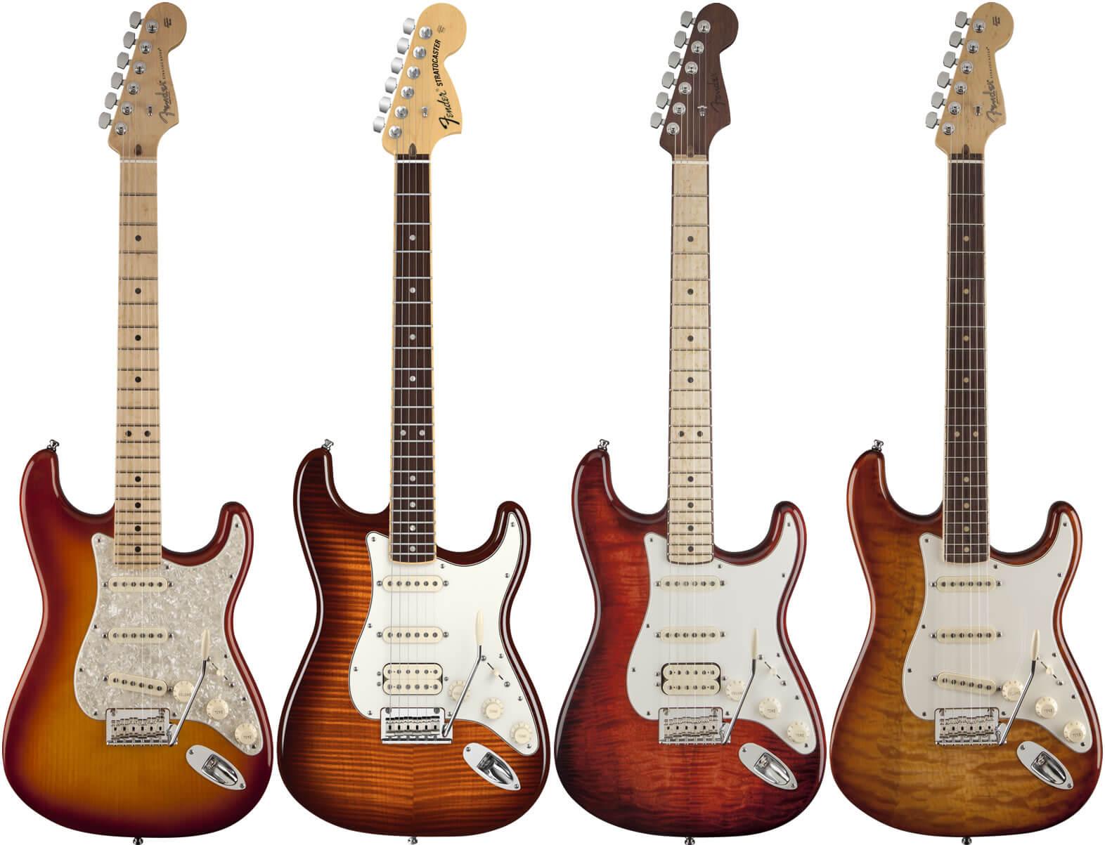 Fender SELECT Stratocaster