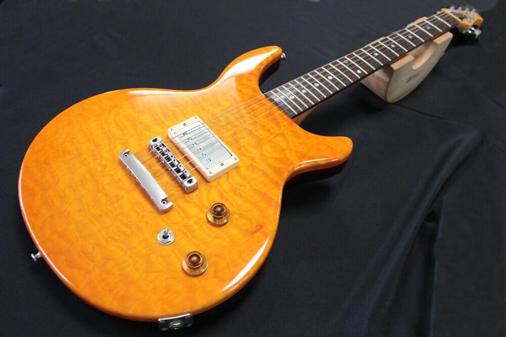Sonicギター・オリジナルシェイプ