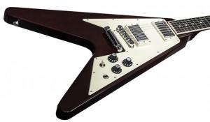 v-type-guitar
