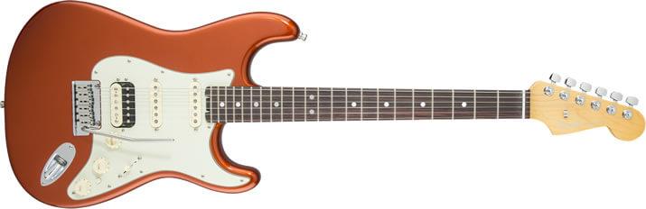 American Elite Stratocaster HSS