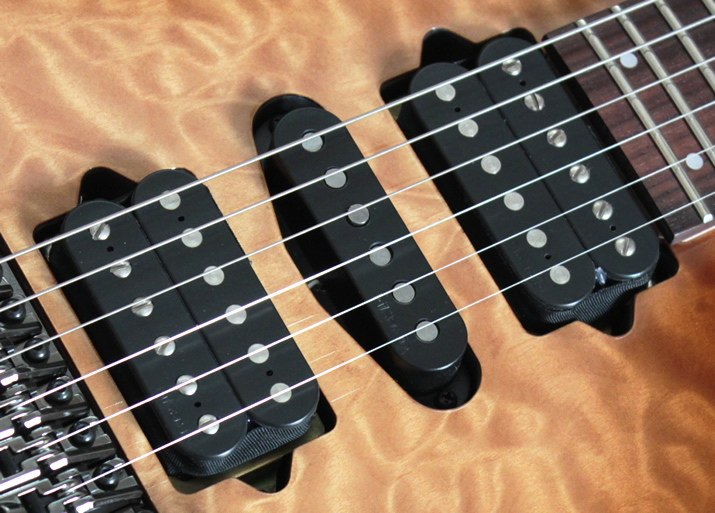 ギター・ピックアップ