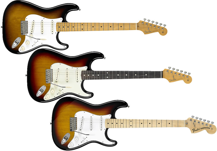 Classic Series Stratocaster