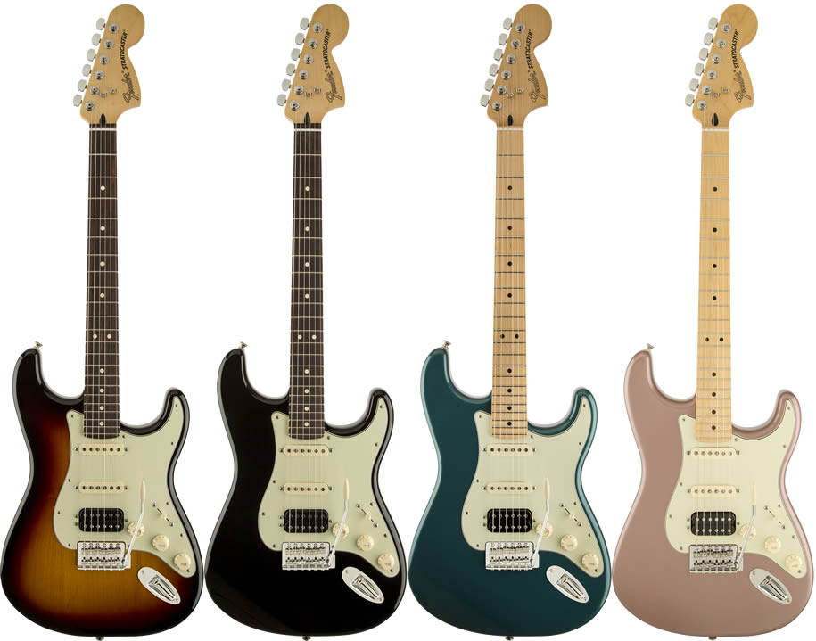 Deluxe Lone Star Stratocaster