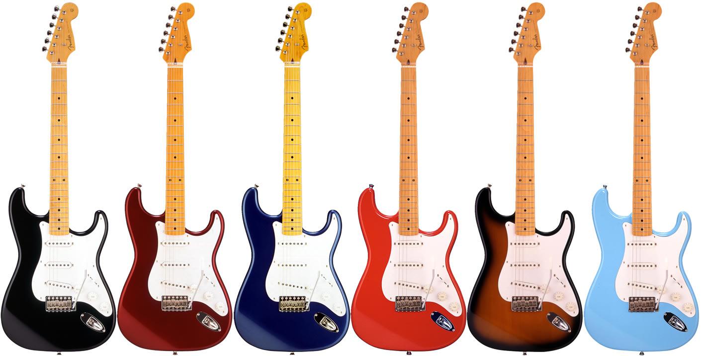 Fender Japan Exclusive Classic 50s Strat