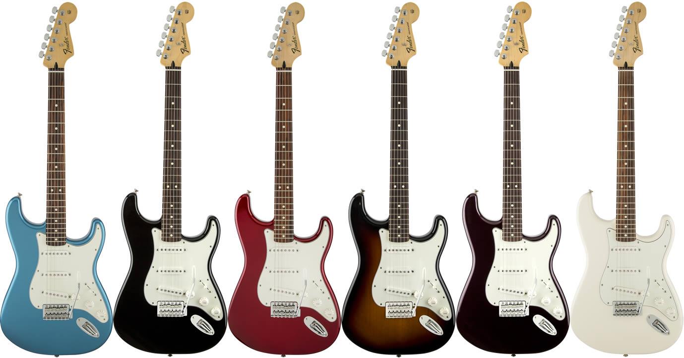 Fender Mexico Standard Stratocaster