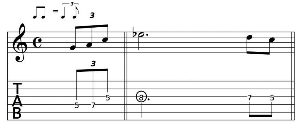 TAB譜13