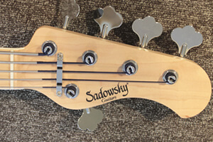 sadowsky-bass