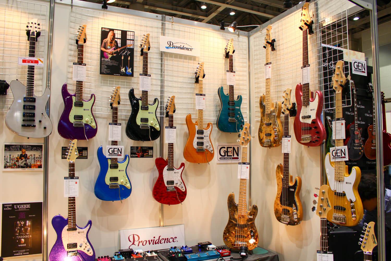Providenceギター2