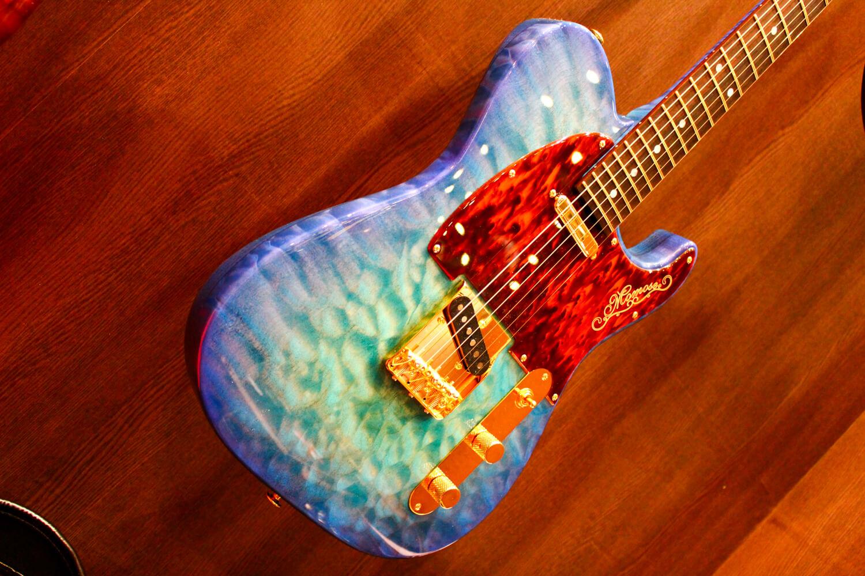 MOMOSE GUitars2