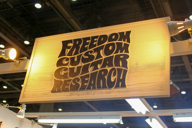 FREEDOM CUSTOM GUITAR RESERCH