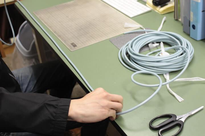 自作ケーブルの作り方
