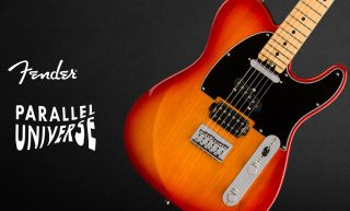2018 LIMITED EDITION AMERICAN ELITE TELECASTER HSS