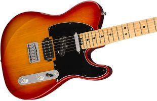 2018 LIMITED EDITION AMERICAN ELITE TELECASTER HSS:ボディ