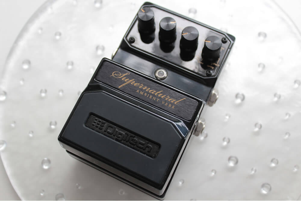 Digitech Supernatural Ambient Verb